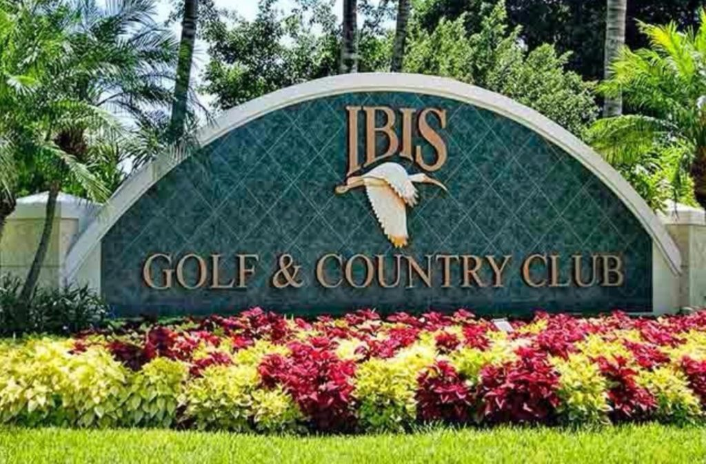 Ibis Golf & Country Club West Palm Beach Florida